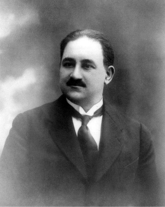 Мамед Эмин Расулзаде считается отцом-основателем Азербайджанской Демократической Республики. (Фото: Wikimedia)
