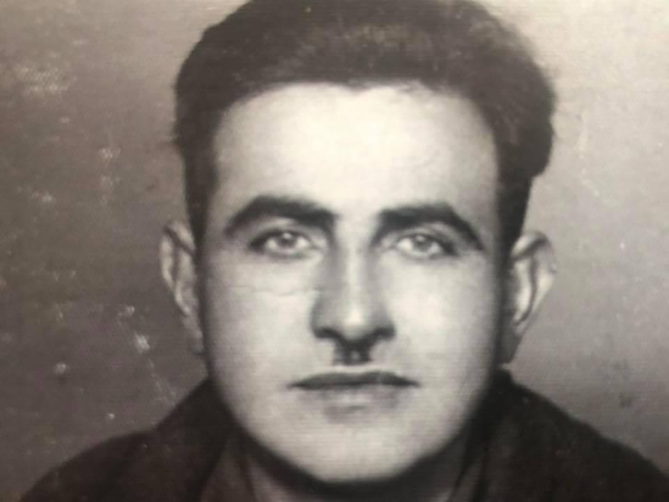 Дед премьер-министра Армении Никола Пашиняна. (Фото: Facebook)