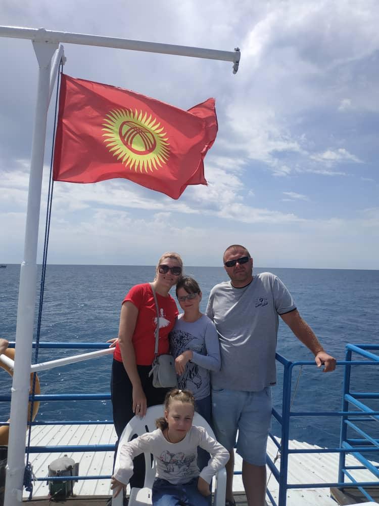 Семья Алферовых. (Фото из семейного архива)