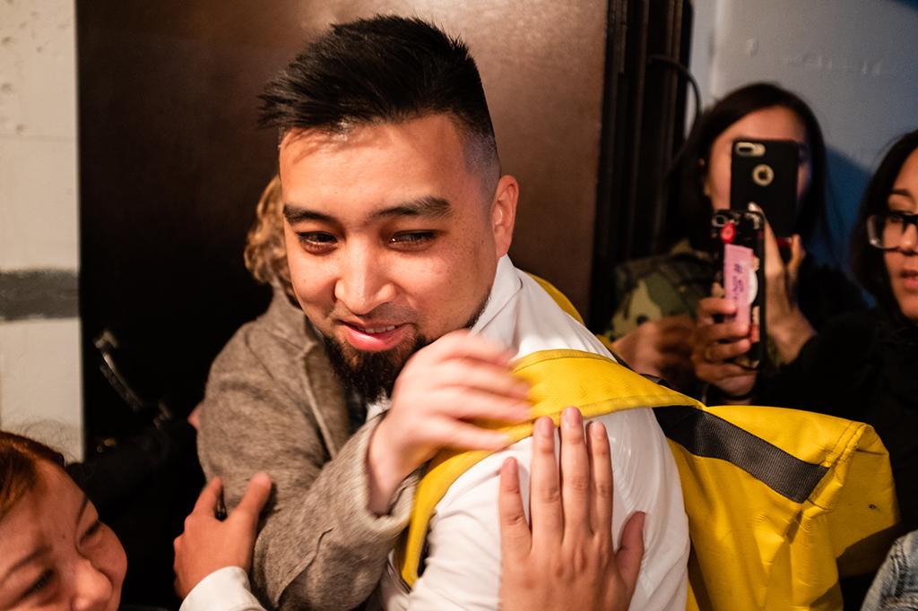 Dimash freed