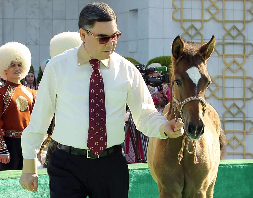 славится фото приколы туркменистан идея