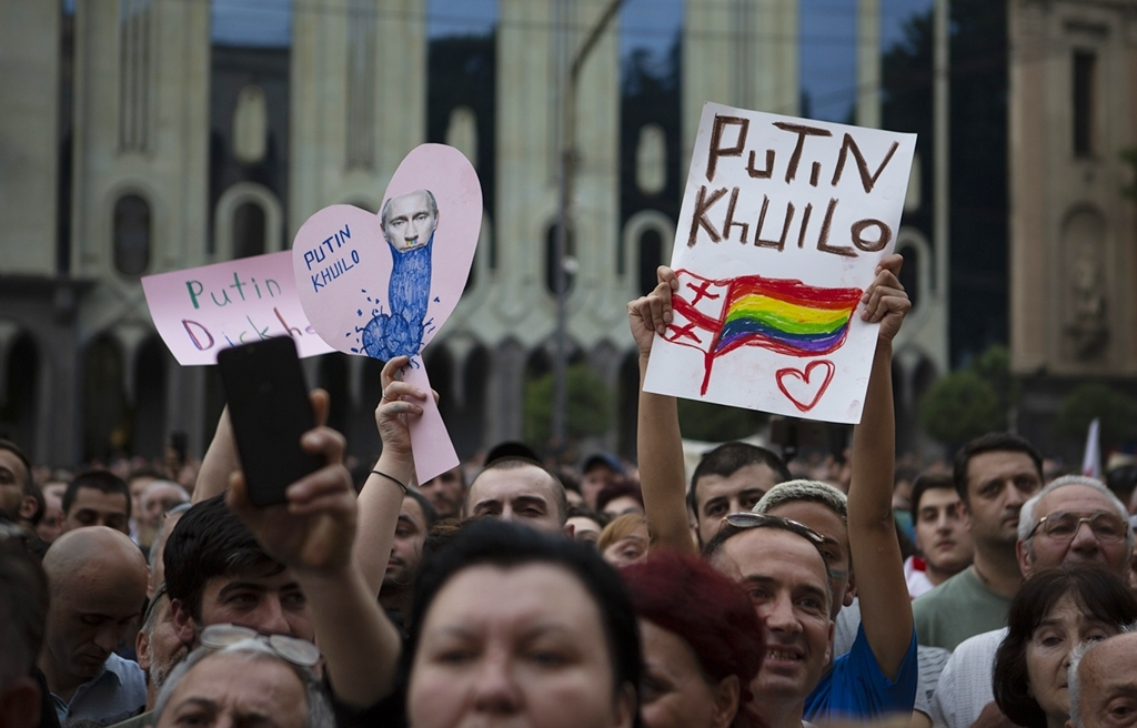 Вах! Георгий Цурцумия опубликовал открытое письмо Президенту РФ Владимиру Путину