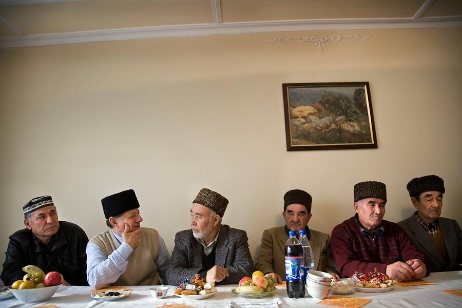 будет крымские татары в узбекистане фото которым задался